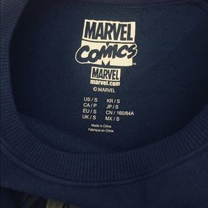 Marvel Sweaters - MARVEL Comic Series Sweater